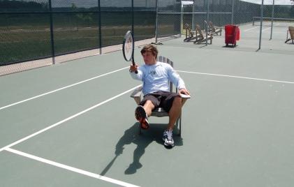 lazy-tennis